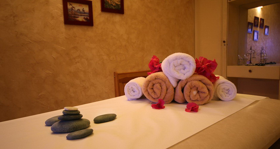 Massage in Abu Dhabi Hotel
