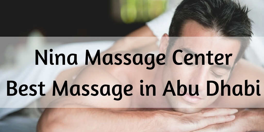 Best Massage in Abu Dhabi