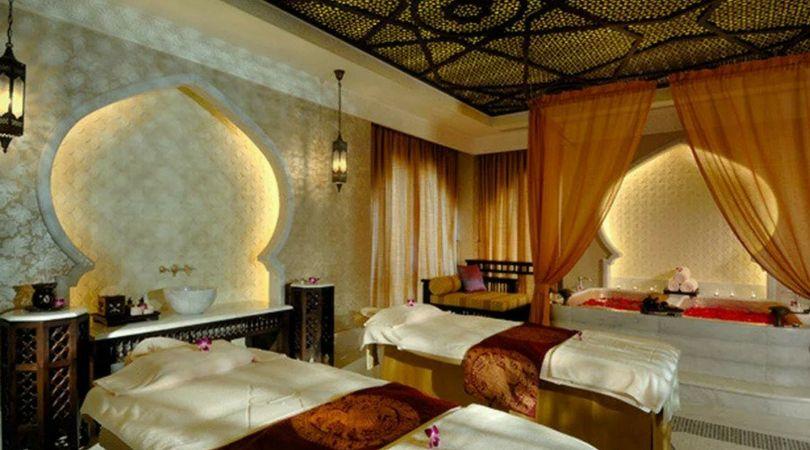 Mystic Moroccan Hammam at Emirates Palace Spa